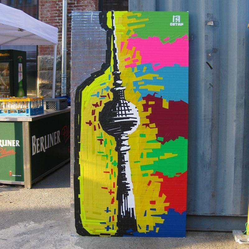 Tape-Art-Projekt-Absolut-Vodka-Colours-Festival-Ostap-2015