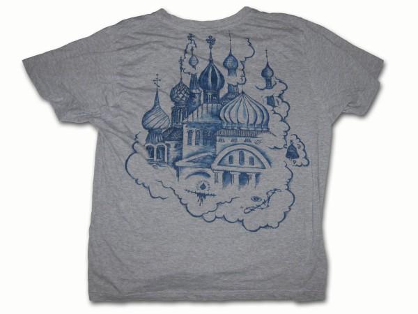 Nakolki- Russian Tattoo T-Shirt- Ostap 2013