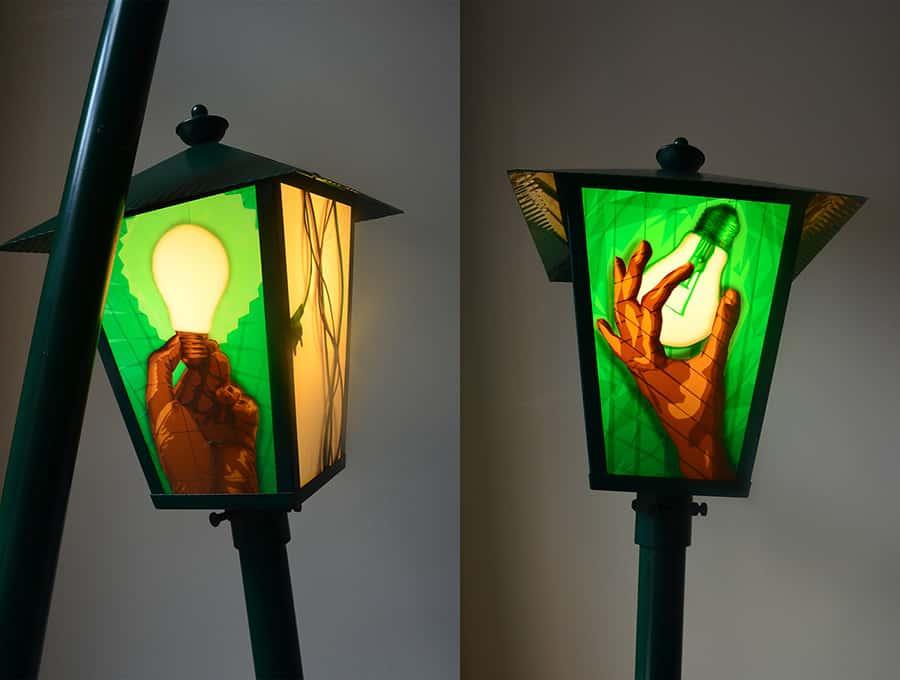 packingtapeart-lantern-lamp-design-ostap-2013-artwork close up