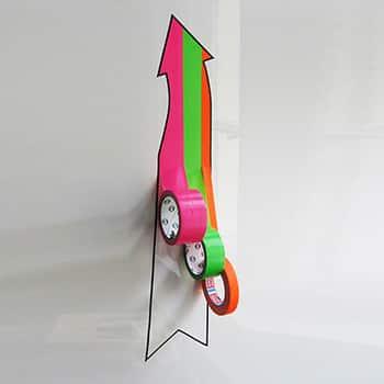 tape rolls-tape art gallery thumbnail