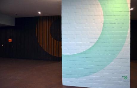 Abstract Art- Senior Housing Huzur- Felix Rodewaldt- Selfmadecrew