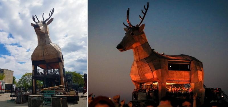 Jägermeister Trojan Deer